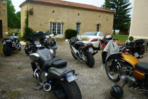 Caday Rouge Motorcycle Tours
