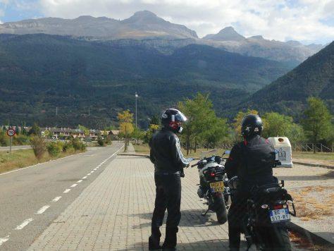 Pyrenees motorcycle tour