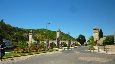 Cahors motorcycle tour