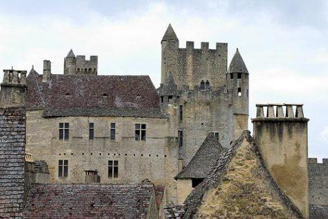 Beynac Chateaux motorcycle tour