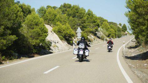 CRMT Pyrenees motorcycle tour