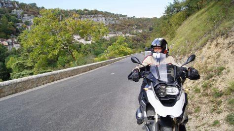 Caday Rouge Motorcycle Tours France