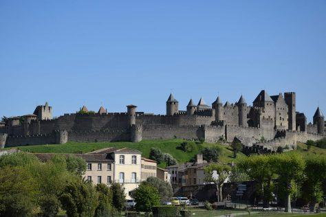 carcassonne - motorcycle tour
