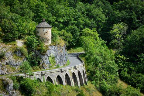 Caday Rouge Motorcycle Tours Rocamadour