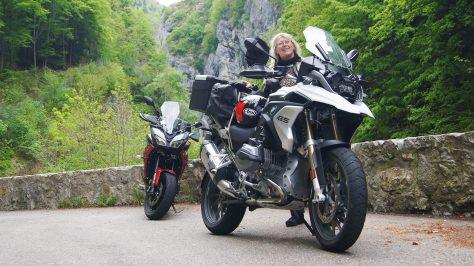Massif Central Motorcycle Tour