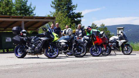 Pyrenees Motorcycle tour