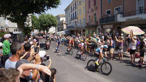Tour de France and the Pyrenees motorcycle tour